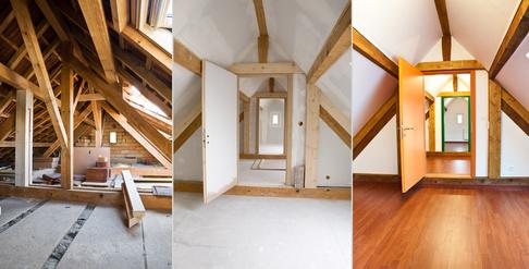 peinture isolation plafond menuiserie cloison am nagement. Black Bedroom Furniture Sets. Home Design Ideas